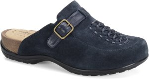 Night Navy Suede Softspots Cam