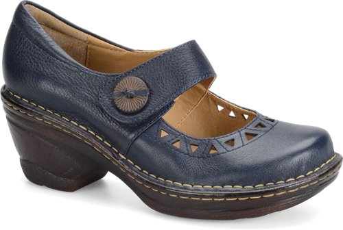 Navy Softspots Lesley