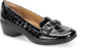 Black Croco Softspots Martina